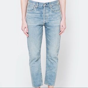 Citizens Of Humanity Jeans - Citizens for Humanity Dree cropped high-rise